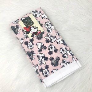 Disney Minnie Mouse 2 Pack Kitchen Towel Set